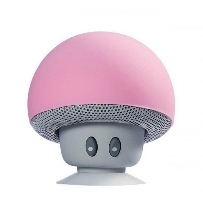 Beau Portable Enceinte Silver Electronique Tikigogo Haute Qualité Bluetooth 4.2commande Tactile Sans Fil Haut-parleur