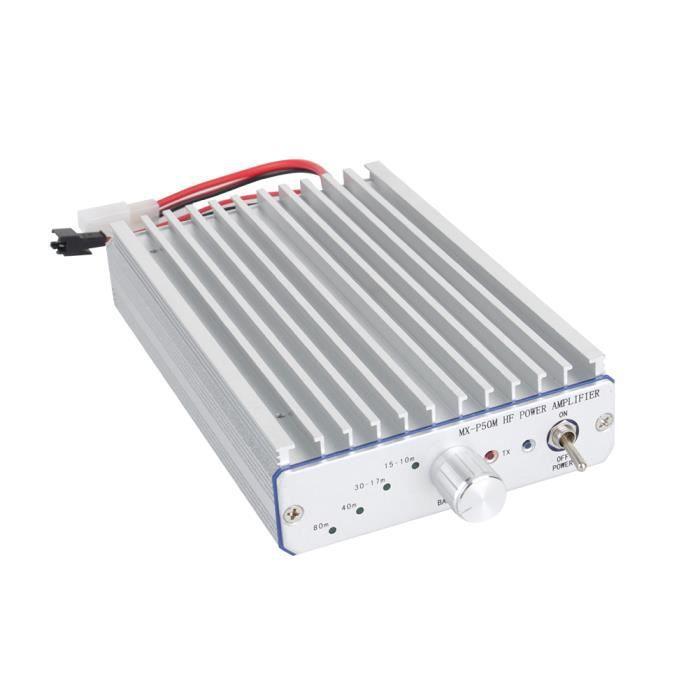 HF Amplificateur de puissance pour YASEU FT-817 ICOM IC-703 Elecraft KX3  Radio FM FM SSTV
