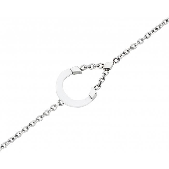 Bracelet CERRUTI 1881 Acier Céramique