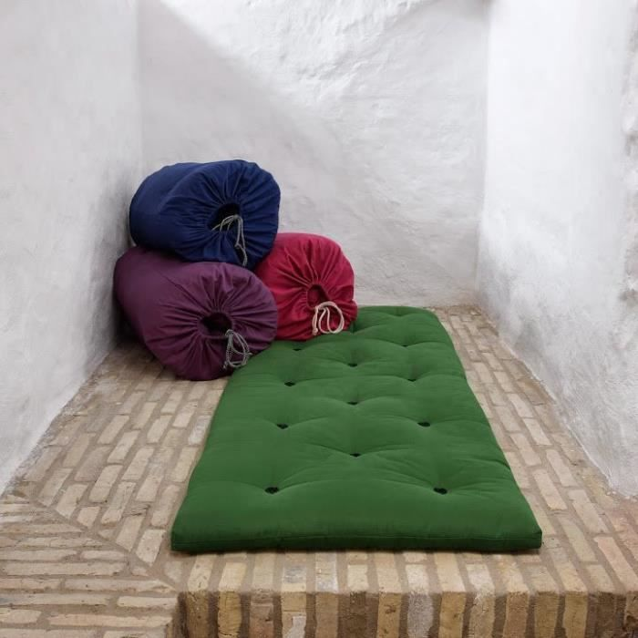 Matelas Futon D 39 Appoint Vert Bouteille Bed In A Bag