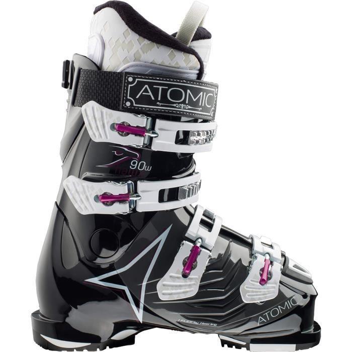 Noir Prix 23 Atomic 5 Chaussure Ski 90 Femme 1 Taille Hawx 0 CQrdxBEoeW
