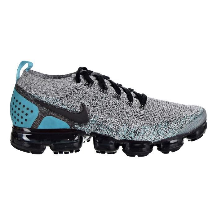 Vapeur Hommes Nike 2 Chaussures Noir Dusty Max Flyknit Blanc Air b6vgYyf7