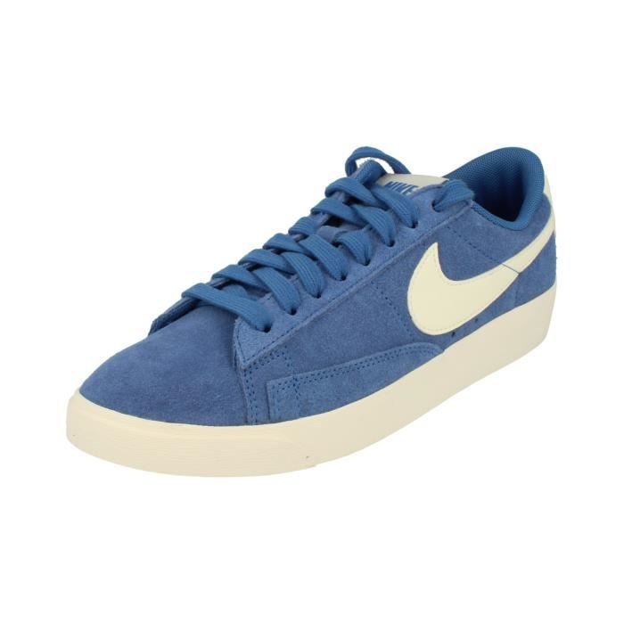 factory authentic 76610 cf1e7 Nike Femme Blazer Low Sd Trainers Av9373 Sneakers Chaussures 405 ...