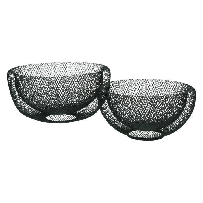 linge de lit pomax Pomax   Panier   Métal   Kabu   Noir   x cm   Achat / Vente miroir  linge de lit pomax