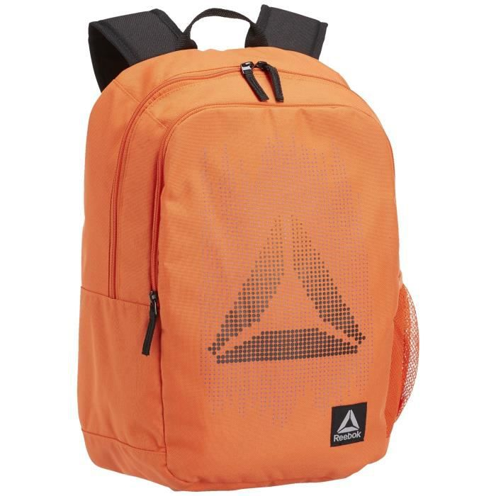 980acfe85ca0f Sac à dos junior Reebok Foundation - orange - TU - Achat   Vente sac ...