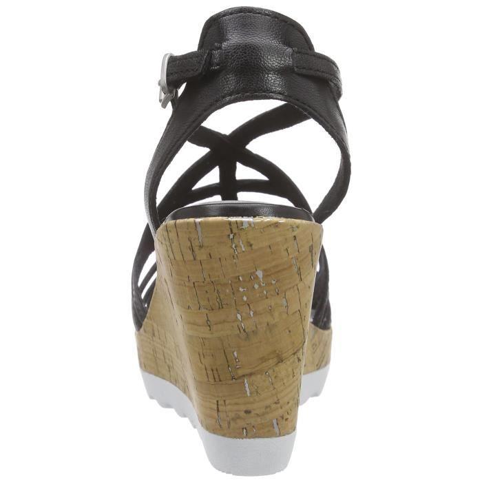 Sandales 1vyieq À Taille Compensées Trendtwo Talon Pour Compensé 37 Femmes HwxnO01dq0