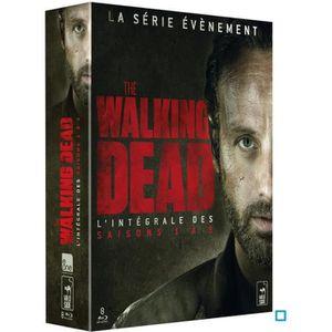 BLU-RAY SÉRIE Blu-Ray Coffret The Walking Dead - L'intégrale des