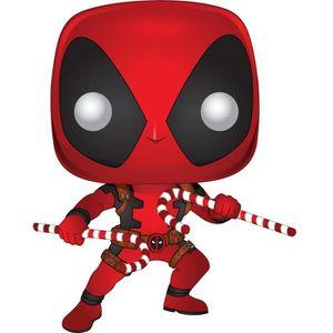 FIGURINE - PERSONNAGE Figurine Funko Pop! Marvel: Holiday Deadpool (avec