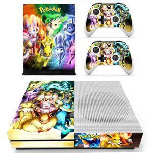 MANETTE JEUX VIDÉO Anime Pokemon Eevee Eeveelution Xbox One S Console