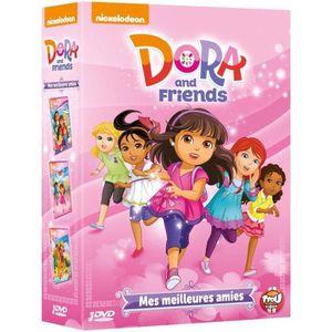 DVD FILM DVD - Dora and Friends - Coffret: Au coeur de la