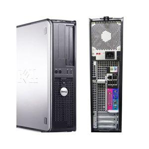 ORDI BUREAU RECONDITIONNÉ DELL OPTIPLEX 380 Processeur Intel Core 2 Duo E750