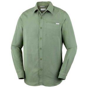 aead53928875 CHEMISE - CHEMISETTE Vêtements Homme Chemises Columbia Nelson Point L s ...