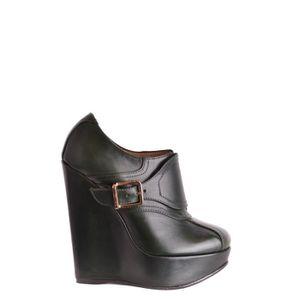 Dsquared² Femme Vente Cuir Achat Chaussures 5EAwzqxCx