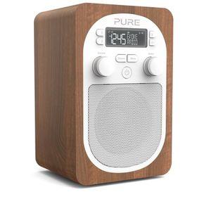 RADIO CD CASSETTE Radio PURE Evoke H2 Walnut