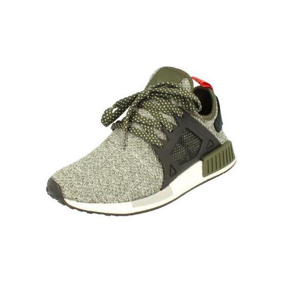 Adidas Originals Nmd_Xr1 Hommes Vert Running Trainers Sneakers Chaussures Vert Hommes Vert - Achat / Vente basket 3513be