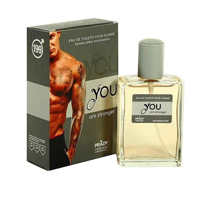 Stronger De Générique 100ml Are Homme You Toilette Eau Prady Parfum f6vIYyb7g