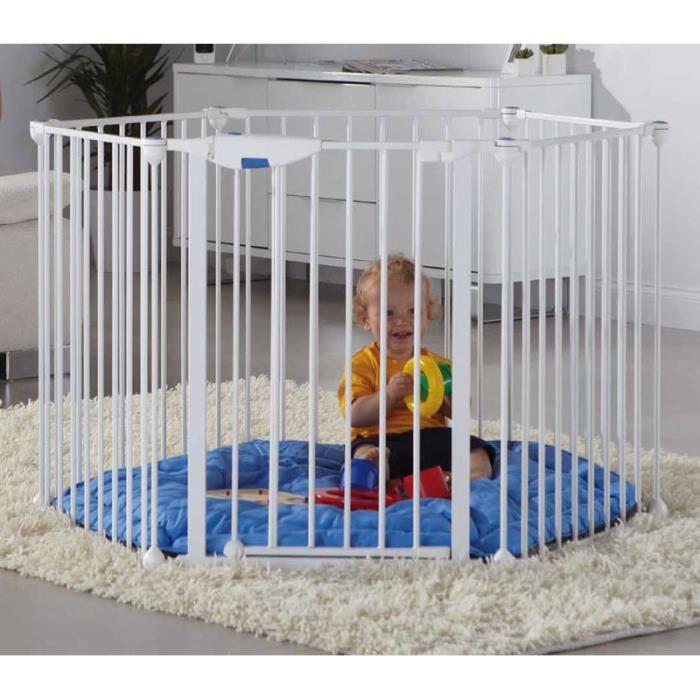 lindam barri re de s curit parc de jeu achat vente. Black Bedroom Furniture Sets. Home Design Ideas