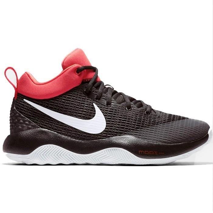 various colors be31a 3902e Chaussure de Basketball pour femme Nike Zoom Rev Noir Rouge