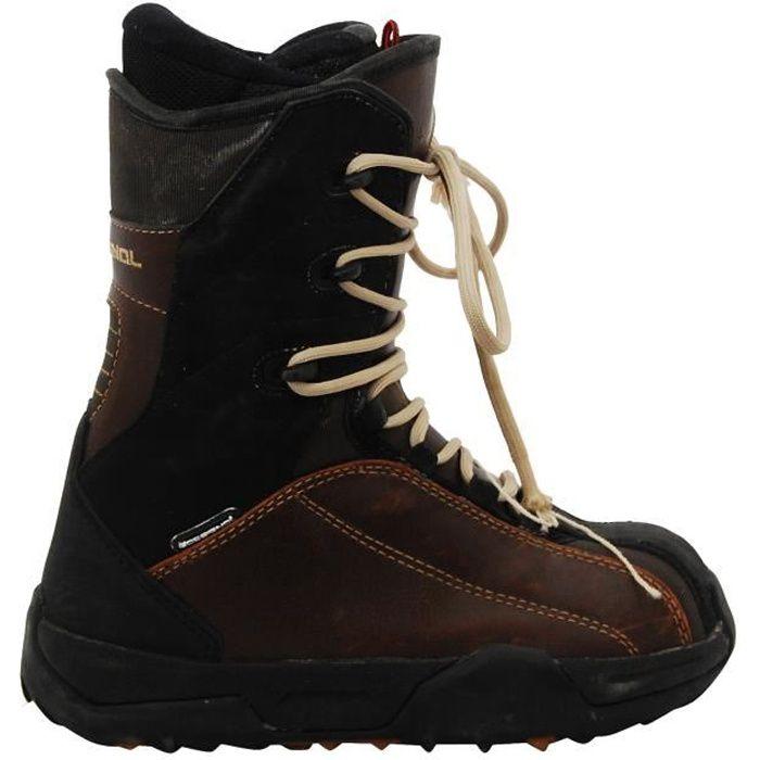 reputable site 19d53 8b11e Boots occasion Rossignol XCT marron et noir