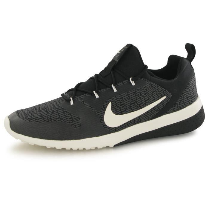 Nike Ck Racer noir baskets mode homme Noir Noir - Achat / Vente basket  - Soldes* dès le 27 juin ! Cdiscount
