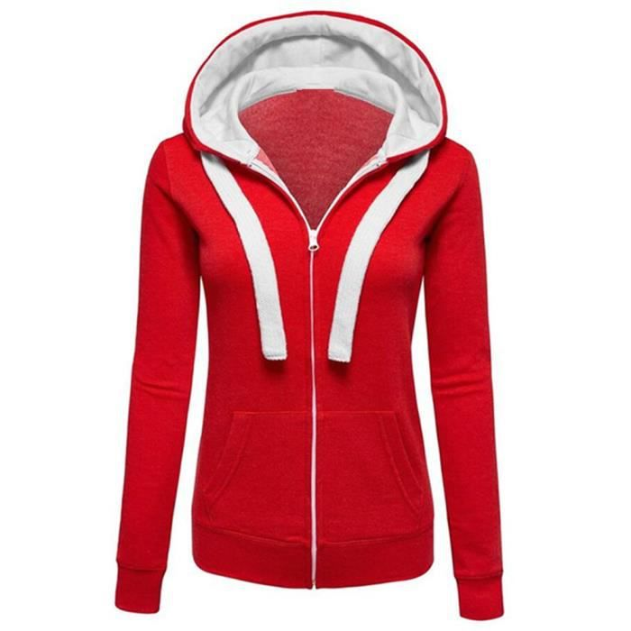 Banconre®hoodies À Chauds Zip Manteau Capuche Pull Sweatshirt Rwq3646 Jacket F6Fnr4v