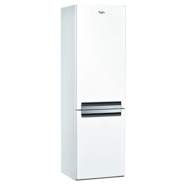 whirlpool blfv8121w refrigerateur combine 309l r fr electrom nager. Black Bedroom Furniture Sets. Home Design Ideas