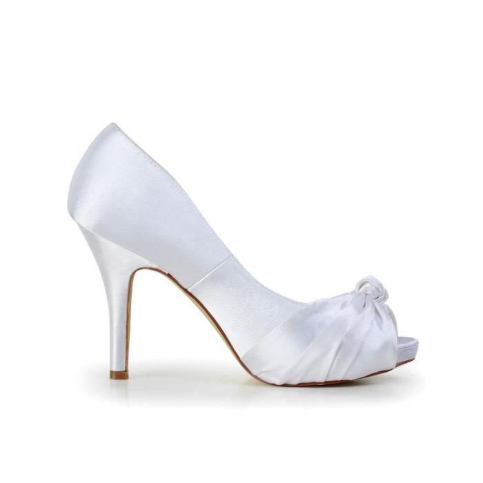 Jia Jia Wedding 37051 chaussures de mariée mariage Escarpins pour femme