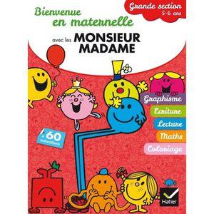 Livre Ecole Maternelle Achat Vente Livres Ecole Maternelle Pas