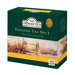 THÉ Thé Noir English Tea N°1 - Ahmad Tea London - Boit