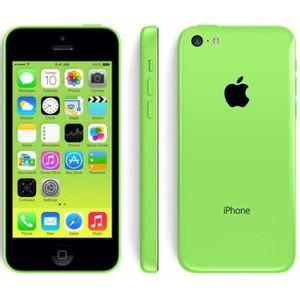 Smartphone APPLE IPHONE 5C VERT 32GO