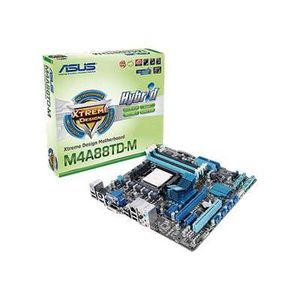 CARTE MÈRE ASUS - M4A88TD-M - Socket AM3 - AMD 880G