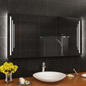 ARTFORMA L27 180x60 cm Illumination LED miroir sur mesure eclairage ...