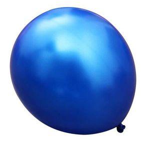 BALLON DÉCORATIF  100pcs 10 pouces ballon fête anniversaire de perle