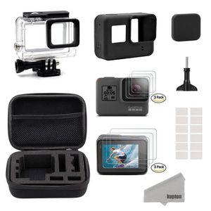 PACK ACCESSOIRES PHOTO Accessoires pour GoPro Hero 6/5 Noir Accessoires K