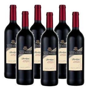 VIN ROUGE Nederburg Foundation Cabernet Sauvignon Vin Rouge