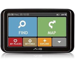GPS AUTO MIO SPIRIT 6970 VOITURES NAVIGATION PLEIN EUROPE C