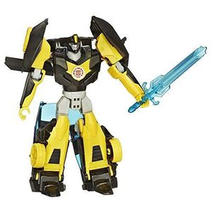 FIGURINE - PERSONNAGE Transformers : Robots in Disguise – Mission Noctur