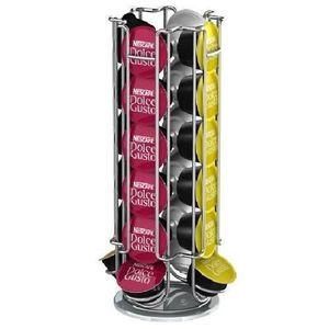 BATTERIE EXTERNE capsules rotatif pouvant contenir 24 capsules Dolc