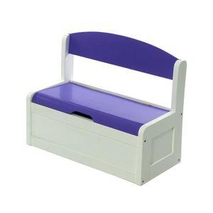 banc coffre enfant achat vente banc coffre enfant pas cher cdiscount. Black Bedroom Furniture Sets. Home Design Ideas