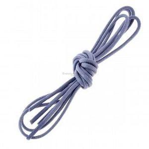 LACET  lacets ronds coton ciré couleur ...