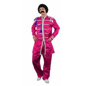 DÉGUISEMENT - PANOPLIE Costume rose du plus célèbre groupe pop anglais de