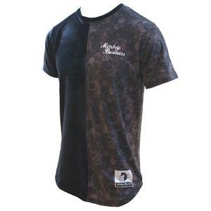 T-SHIRT Monkey Business - VELVET FLORAL - T-shirt pour Hom