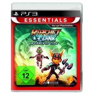 JEU PS3 RATCHET & CLANK : A CRACK IN TIME [ESSENTIALS] …