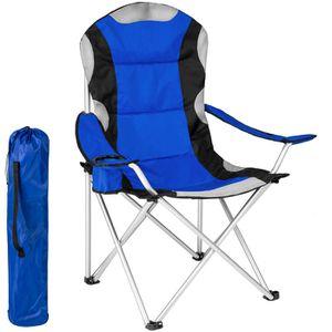 CHAISE DE CAMPING TECTAKE 1 Chaise Pliante de Plage de Camping avec