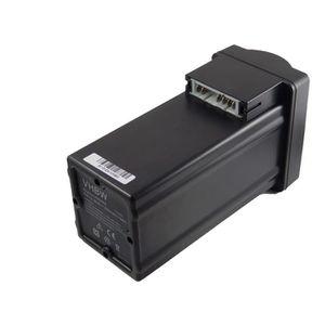 ALIMENTATION DE JARDIN vhbw Li-Ion batterie 3000mAh pour tondeuse à gazon