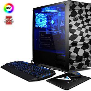 UNITÉ CENTRALE  VIBOX Pyro GS410-83 PC Gamer Ordinateur avec War T
