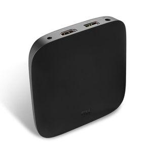 BOX MULTIMEDIA Xiaomi MIBOX 3 TV Box Multimédia Dual-Wifi avec LE