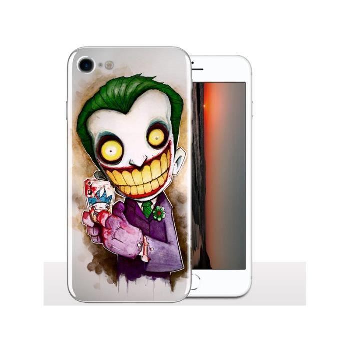 coque joker iphone 8