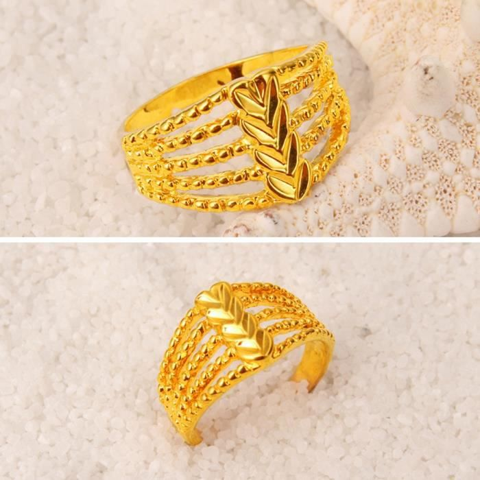 bague or amour