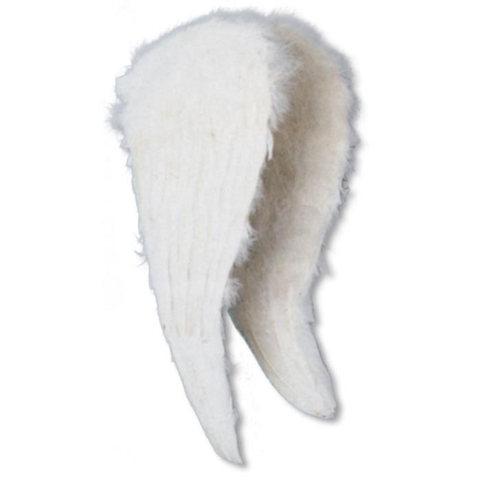 Aile D Ange ailes d'ange blanc 45 x 50 cm - achat / vente accessoire déguisement